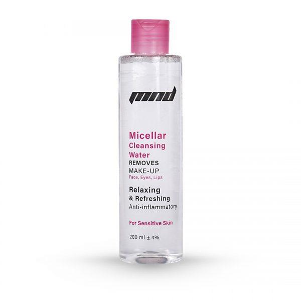 پاک کننده آرایش مناسب پوست حساس، میسلار واتر